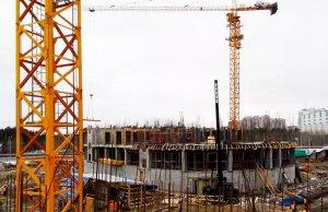 Строительство перинатального центра в Сургуте на ряде участков идёт с опережением графика