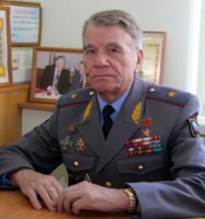 Герой Советского Союза Балясников Александр Михайлович