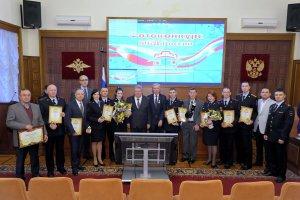 Победители творческих конкурсов МВД РФ получили награды