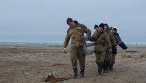 На необитаемом острове в Арктике волонтеры начали масштабную уборку