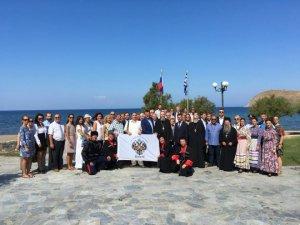 В Греции в пятнадцатый раз прошли «Русские дни на Лемносе»