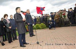 На Богородском кладбище Подмосковья прошёл день памяти павших на Северном Кавказе